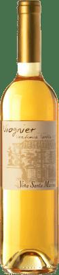 9,95 € Envío gratis | Vino blanco Santa Marina Vendimia Tardía I.G.P. Vino de la Tierra de Extremadura Extremadura España Viognier Botella 75 cl