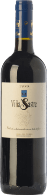 13,95 € Free Shipping | Red wine Viña Sastre Roble Joven D.O. Ribera del Duero Castilla y León Spain Tempranillo Bottle 75 cl