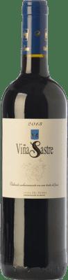 11,95 € Envío gratis | Vino tinto Viña Sastre Roble D.O. Ribera del Duero Castilla y León España Tempranillo Botella 75 cl