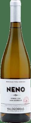13,95 € Free Shipping | White wine Viña Somoza Neno D.O. Valdeorras Galicia Spain Godello Bottle 75 cl