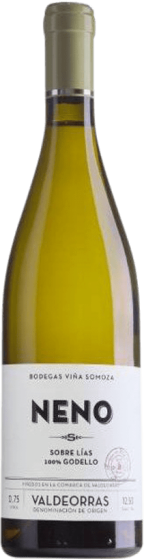 13,95 € Envoi gratuit   Vin blanc Viña Somoza Neno D.O. Valdeorras Galice Espagne Godello Bouteille 75 cl