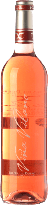 7,95 € Free Shipping | Rosé wine Viña Vilano D.O. Ribera del Duero Castilla y León Spain Tempranillo Bottle 75 cl