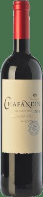23,95 € Free Shipping | Red wine Viñas del Jaro Chafandín Crianza D.O. Ribera del Duero Castilla y León Spain Tempranillo Bottle 75 cl