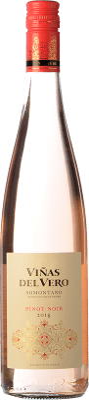 14,95 € Envoi gratuit | Vin rose Viñas del Vero Colección D.O. Somontano Aragon Espagne Pinot Noir Bouteille 75 cl
