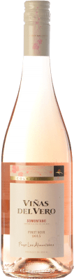 8,95 € Free Shipping   Rosé wine Viñas del Vero D.O. Somontano Aragon Spain Pinot Black Bottle 75 cl