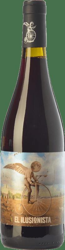 10,95 € Free Shipping | Red wine Viñedos de Altura Ilusionista Joven D.O. Ribera del Duero Castilla y León Spain Tempranillo Bottle 75 cl