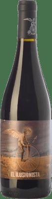 12,95 € Free Shipping | Red wine Viñedos de Altura Ilusionista Crianza D.O. Ribera del Duero Castilla y León Spain Tempranillo Bottle 75 cl