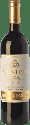 41,95 € Envoi gratuit | Vin rouge Viñedos del Contino Gran Reserva 2009 D.O.Ca. Rioja La Rioja Espagne Tempranillo, Grenache, Graciano Bouteille 75 cl