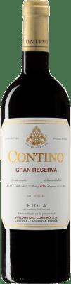 39,95 € Envío gratis | Vino tinto Viñedos del Contino Gran Reserva D.O.Ca. Rioja La Rioja España Tempranillo, Garnacha, Graciano Botella 75 cl
