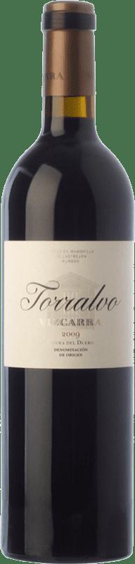 39,95 € Free Shipping | Red wine Vizcarra Torralvo Crianza D.O. Ribera del Duero Castilla y León Spain Tempranillo Magnum Bottle 1,5 L