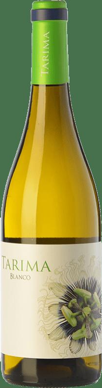 5,95 € Envío gratis | Vino blanco Volver Tarima Joven D.O. Alicante Comunidad Valenciana España Moscatel de Alejandría, Macabeo, Merseguera Botella 75 cl