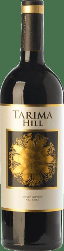 11,95 € Envío gratis | Vino tinto Volver Tarima Hill Crianza D.O. Alicante Comunidad Valenciana España Monastrell Botella 75 cl