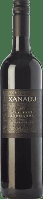 26,95 € Free Shipping | Red wine Xanadu Estate Cabernet Sauvignon Crianza I.G. Margaret River Margaret River Australia Cabernet Sauvignon, Malbec, Petit Verdot Bottle 75 cl