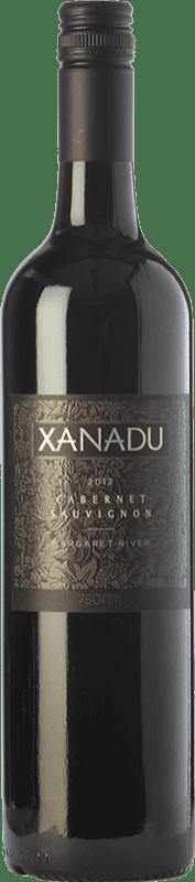 19,95 € Free Shipping | Red wine Xanadu Estate Cabernet Sauvignon Crianza I.G. Margaret River Margaret River Australia Cabernet Sauvignon, Malbec, Petit Verdot Bottle 75 cl