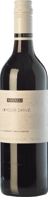 14,95 € Free Shipping | Red wine Xanadu Exmoor Drive Cabernet Sauvignon Crianza I.G. Margaret River Margaret River Australia Merlot, Cabernet Sauvignon, Cabernet Franc, Petit Verdot Bottle 75 cl