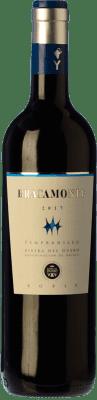 8,95 € Envío gratis | Vino tinto Yllera Bracamonte Roble D.O. Ribera del Duero Castilla y León España Tempranillo Botella 75 cl