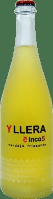 7,95 € Envío gratis | Vino dulce Yllera Cinco.5 España Verdejo Botella 75 cl