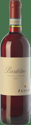 7,95 € Envío gratis | Vino tinto Zenato D.O.C. Bardolino Veneto Italia Merlot, Corvina, Rondinella Botella 75 cl