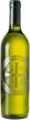 3,95 € Envío gratis | Vino blanco Thesaurus Cosechero Joven España Viura Botella 75 cl