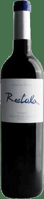 4,95 € Free Shipping | Red wine Thesaurus Retola 6 Meses Crianza I.G.P. Vino de la Tierra de Castilla y León Castilla y León Spain Tempranillo Bottle 75 cl