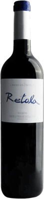 4,95 € Envoi gratuit | Vin rouge Thesaurus Retola 6 Meses Crianza I.G.P. Vino de la Tierra de Castilla y León Castille et Leon Espagne Tempranillo Bouteille 75 cl