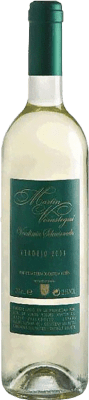 5,95 € Envoi gratuit | Vin blanc Thesaurus Martín Verástegui Vendimia Seleccionada Joven I.G.P. Vino de la Tierra de Castilla y León Castille et Leon Espagne Verdejo Bouteille 75 cl