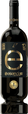 22,95 € Envío gratis | Vino tinto Esencias «é» Premium Edition 12 Meses Crianza I.G.P. Vino de la Tierra de Castilla y León Castilla y León España Tempranillo Botella 75 cl
