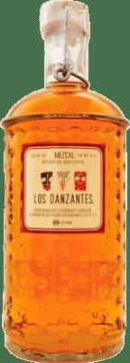 55,95 € Free Shipping | Mezcal Los Danzantes Reposado Bottle 70 cl