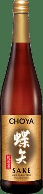 14,95 € Free Shipping | Sake Choya Junmai Ume Bottle 75 cl