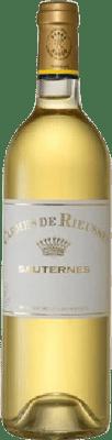 16,95 € Free Shipping   Sweet wine Barons de Rothschild Carmes de Rieussec A.O.C. Sauternes France Sauvignon White Half Bottle 37 cl