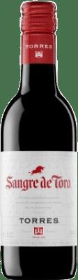 2,95 € Free Shipping | Red wine Torres Sangre de Toro D.O. Catalunya Catalonia Spain Bottle 70 cl
