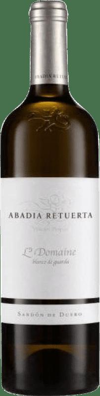 63,95 € Free Shipping | White wine Abadía Retuerta Le Domaine I.G.P. Vino de la Tierra de Castilla y León Castilla y León Spain Verdejo, Sauvignon White Magnum Bottle 1,5 L