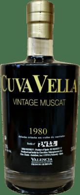34,95 € Free Shipping | Sweet wine Valsangiacomo Valsan 1831 Cuva Bella D.O. Valencia Valencian Community Spain Muscat Bottle 75 cl