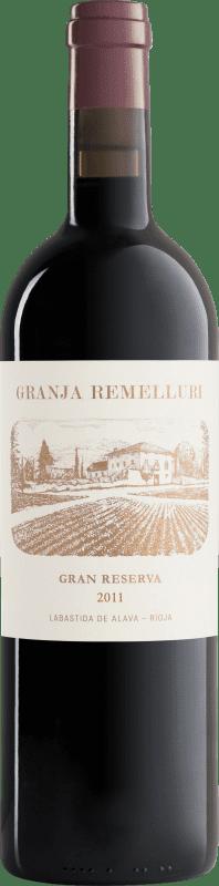 42,95 € Free Shipping   Red wine Ntra. Sra de Remelluri Gran Reserva D.O.Ca. Rioja The Rioja Spain Tempranillo, Grenache, Graciano Bottle 75 cl