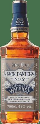 25,95 € Free Shipping | Bourbon Jack Daniel's Legacy Edition Nº 3 Bottle 70 cl