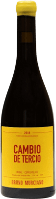 9,95 € Free Shipping | Red wine Murciano & Sampedro Cambio de Tercio D.O. Utiel-Requena Spain Bobal Bottle 75 cl