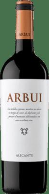 11,95 € Free Shipping   Red wine San Alejandro Arbui D.O. Alicante Valencian Community Spain Monastrell Bottle 75 cl