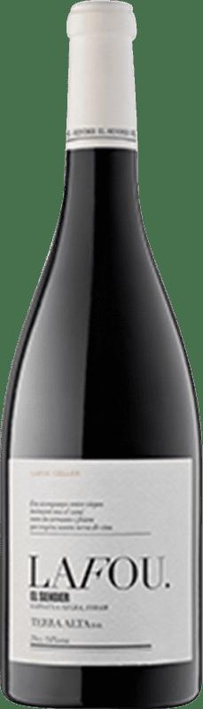 19,95 € Free Shipping   Red wine Lafou El Sender D.O. Terra Alta Spain Syrah, Grenache Tintorera Magnum Bottle 1,5 L
