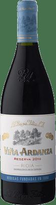 44,95 € Free Shipping | Red wine Rioja Alta Viña Ardanza Reserva 2010 D.O.Ca. Rioja The Rioja Spain Tempranillo, Grenache Magnum Bottle 1,5 L