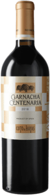 11,95 € Envoi gratuit | Vin rouge Bodegas Aragonesas Coto de Hayas Centenaria Crianza D.O. Campo de Borja Aragon Espagne Grenache Bouteille 75 cl