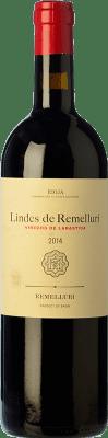 27,95 € Envío gratis | Vino tinto Ntra. Sra de Remelluri Lindes Labastida Crianza D.O.Ca. Rioja La Rioja España Tempranillo, Garnacha, Graciano Botella Mágnum 1,5 L