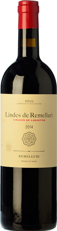 29,95 € Free Shipping | Red wine Ntra. Sra de Remelluri Lindes Labastida Crianza D.O.Ca. Rioja The Rioja Spain Tempranillo, Grenache, Graciano Magnum Bottle 1,5 L