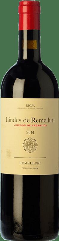 29,95 € Envoi gratuit   Vin rouge Ntra. Sra de Remelluri Lindes Labastida Crianza D.O.Ca. Rioja La Rioja Espagne Tempranillo, Grenache, Graciano Bouteille Magnum 1,5 L