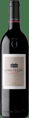 Vin rouge Torre de Oña Reserva D.O.Ca. Rioja La Rioja Espagne Tempranillo, Mazuelo, Carignan Bouteille Magnum 1,5 L