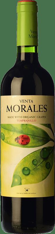 4,95 € Envoi gratuit   Vin rouge Volver Venta Morales Orgánico Joven D.O. La Mancha Castilla la Mancha y Madrid Espagne Tempranillo Bouteille 75 cl