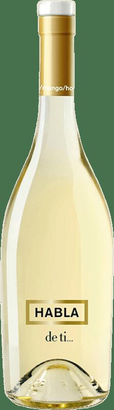 17,95 € Kostenloser Versand   Weißwein Habla de Ti Joven Andalucía y Extremadura Spanien Sauvignon Weiß Magnum-Flasche 1,5 L