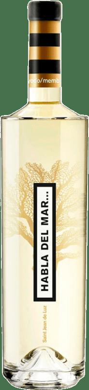 15,95 € Free Shipping | White wine Habla del Mar Joven Otras A.O.C. Francia France Bottle 75 cl