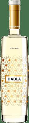 22,95 € Free Shipping | White wine Habla Duende Joven I.G.P. Vino de la Tierra de Extremadura Andalucía y Extremadura Spain Sauvignon White Bottle 75 cl