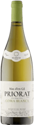 46,95 € Free Shipping | White wine Mas d'en Gil Coma Blanca Crianza D.O.Ca. Priorat Catalonia Spain Bottle 75 cl