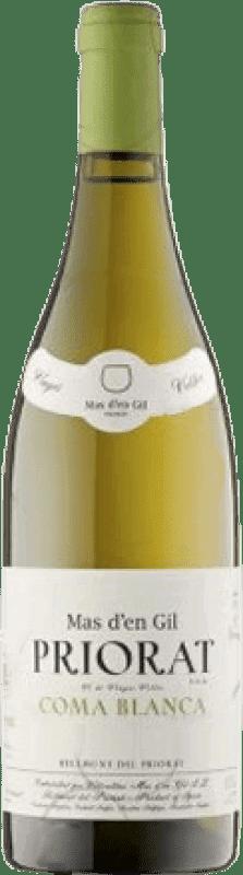 46,95 € Free Shipping | White wine Mas d'en Gil Coma Blanca Crianza D.O.Ca. Priorat Catalonia Spain Bottle 75 cl